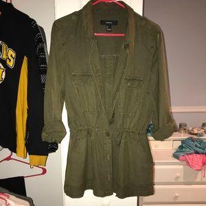Utility/army jacket